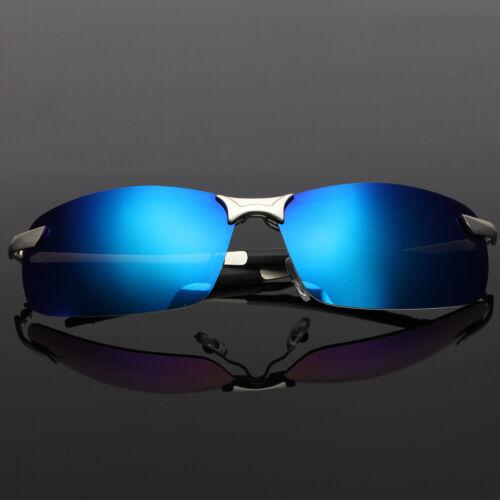 Fashion Men/'s Polarized Driving Sunglasses Anti-Glare Outdoor UV Cool Glasses