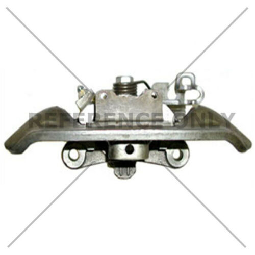 Disc Brake Caliper Rear Left Centric 141.42502 Reman