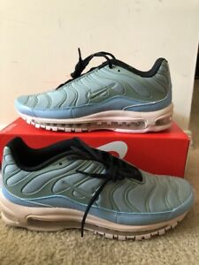 reputable site 7c2e1 0a45c ... greece image is loading nike air max 97 plus 034 mica green efbe9 ce843