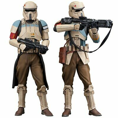 Star Wars Rogue One SHORETROOPER CAPTAIN AND BISTAN Action Figure 2-Pack NIB