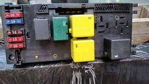 mercedes w210 w202 00 03 fuse relay sam module body control unit wipers relay ebay SL500 Fuse Box Location Infiniti Fuse Box Location