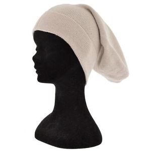9d7c5f4f4bae8f RICK OWENS New Woman MILK Wool CARHARTT HAT One Size Beanie Cap | eBay
