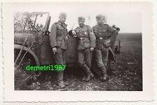 Foto Soldaten mit Kübelwagen Technik Orden 2 Wk IIWW ! (F902