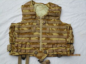 Armour-Capable-Life-Preserver-MK61-M-Rfd-Beaufort-Molle-Vest-Desert-Size-4