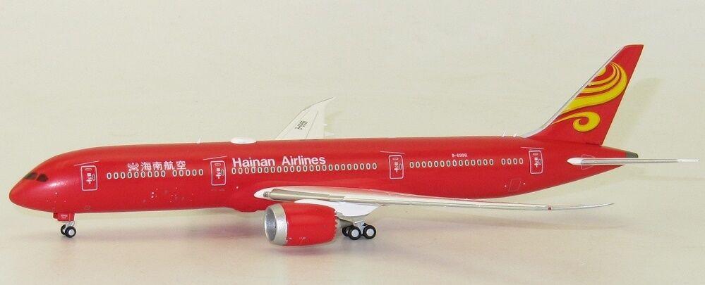 JC Wings 1 400 Hainan Airlines Boeing B787-900 Dreamliner 'All Red' B-6998