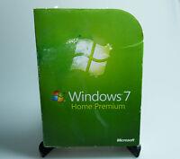 Microsoft Windows 7 Home Premium 32/64-Bit full retail genuine GFC-00019