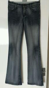 Duty-Free-Ladies-Jeans-Size-10