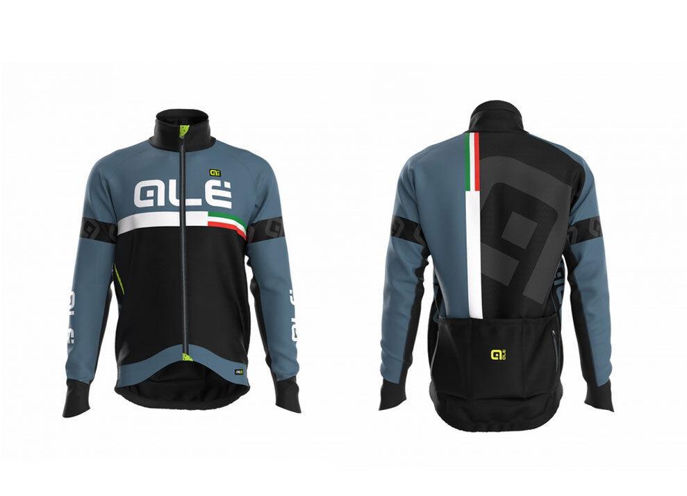 ALE 'Coat Winter Graphics PRR Tirreno