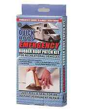 Rubber Roof Patch Kit for RV / Camper / Trailer / Motorhome / 5th Wheel
