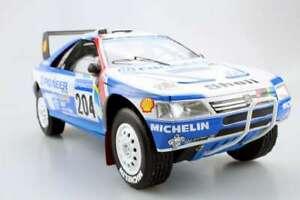 Top Marques Pd03a Pd03c Peugeot 405 Gt T16 Model Cars Paris Daker Win 89/91 1:18
