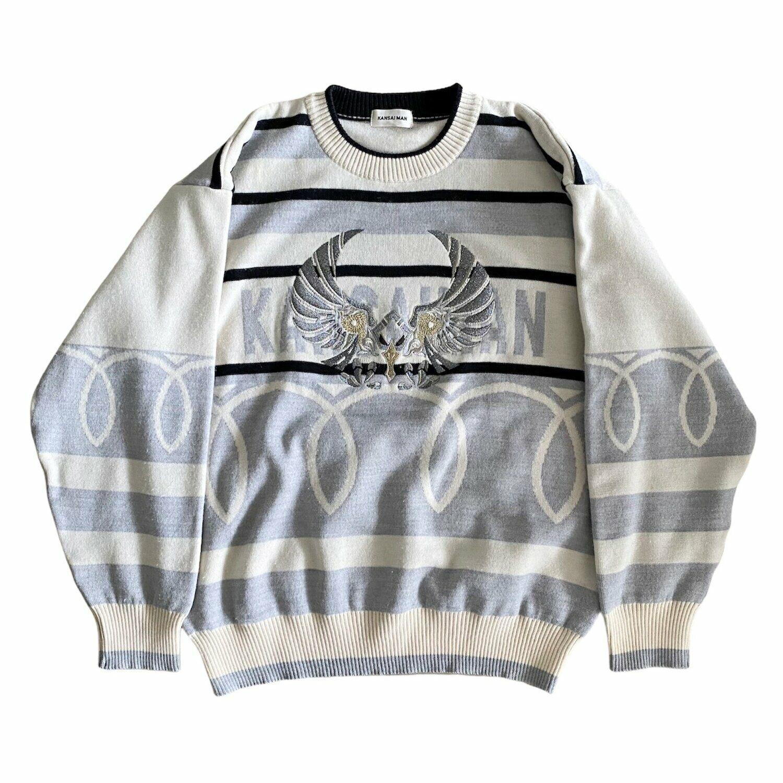 Kansai Yamamoto Silver Eagle Sweater - image 1