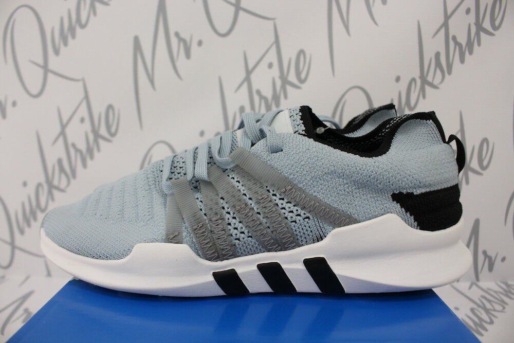 WOMENS ADIDAS EQT ADV RACING TINT PRIMEKNIT SZ 6 BLUE TINT RACING GREY CORE BLACK CQ2240 2fb75e