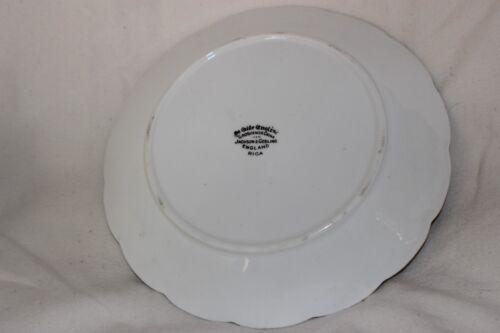 Ye Olde English Cup Grosvenor China Jackson /& Gosling London Cake Side Plate