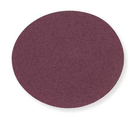 NORTON 66261138321 PSA Sanding Disc,ZircAlO,Cloth,12in,50G