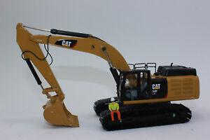 Diecast-Masters-85943-349FL-Xe-Excavadora-de-Cadenas-Cat-Caterpillar-1-50-Nuevo