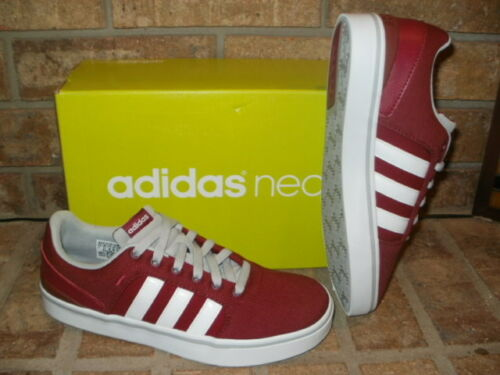 New Adidas Hawthorn ST Skate Shoe NEO Line Mens 7 M// AW4986// Red-White