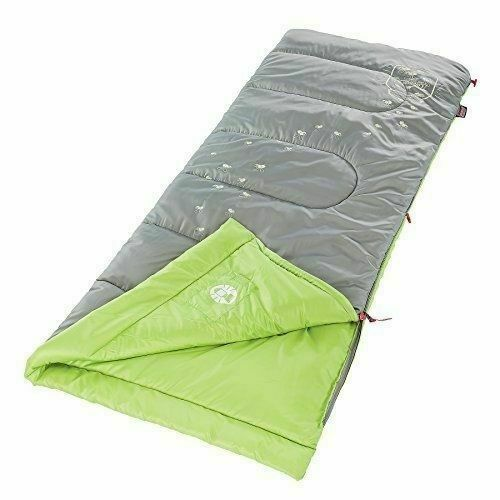 Coleman Gs249813 Sleeping Bag Youth Glow 2000018177 for sale online