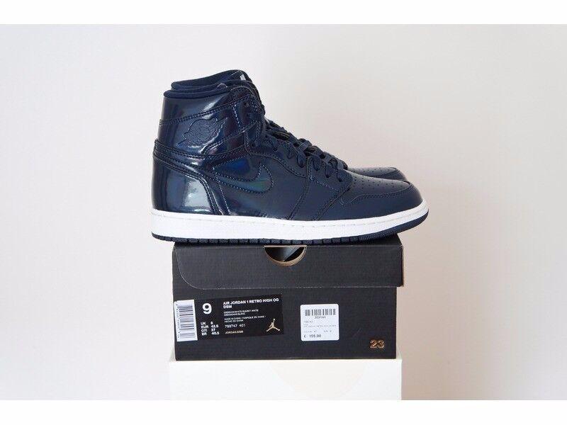 Nike Air Dover Jordan 1 x DSM Dover Air Street Market - Obsidian / blanc  not yeezy retro 258094