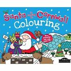 Santa is Coming to Cornwall Colouring by Hometown World (Paperback, 2013)