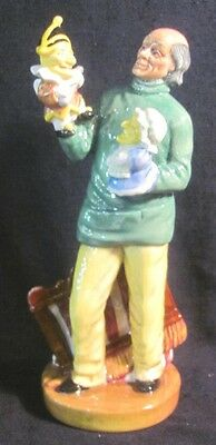 Royal Doulton Punch and Judy Man Puppet Figure Figurine HN2765 Retired England