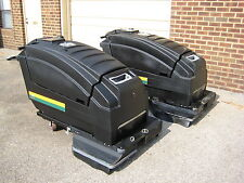 Used Nss Wrangler 3330 Automatic Floor Scrubber Under 300hr