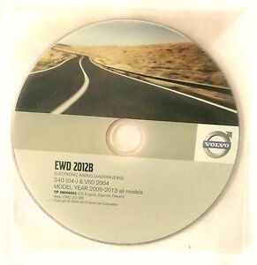 VOLVO EWD 2012B ELECTRONIC WIRING DIAGRAM Software 39268002 All Models  2005-2013 | eBay | Volvo Electronic Wiring Diagram Ewd |  | eBay