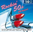 Rockin 50s von Presley,AnKa,Berry,Richard,HALEY (2010)