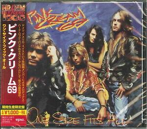 PINK CREAM 69-ONE SIZE FITS ALL-JAPAN CD Ltd/Ed B63