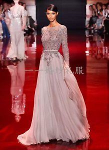 Sparkle-Maxi-dress-Wedding-dress-size-8-Elie-Saab