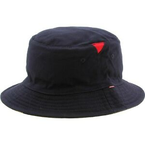 f45d906ec7467e ... italy image is loading herschel supply co lake bucket hat navy camo  a55ee 4cacc