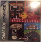 Namco Museum (Nintendo Game Boy Advance, 2001)