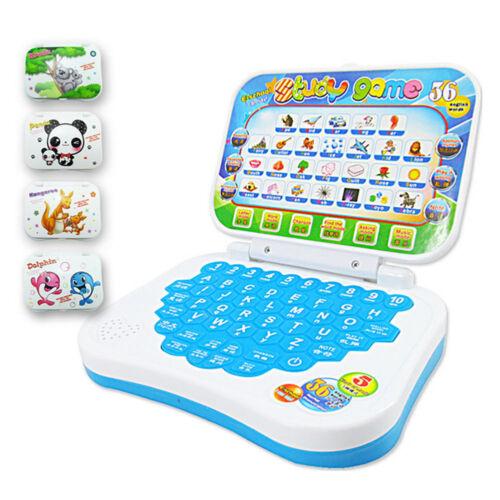 New Kids Children Computer Laptop Educational Learning Toys Gift For Boys Girls