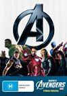 The Avengers 6 Movie Collectors Set Iron Man Iron Man2 Hulk Thor Ca DVD