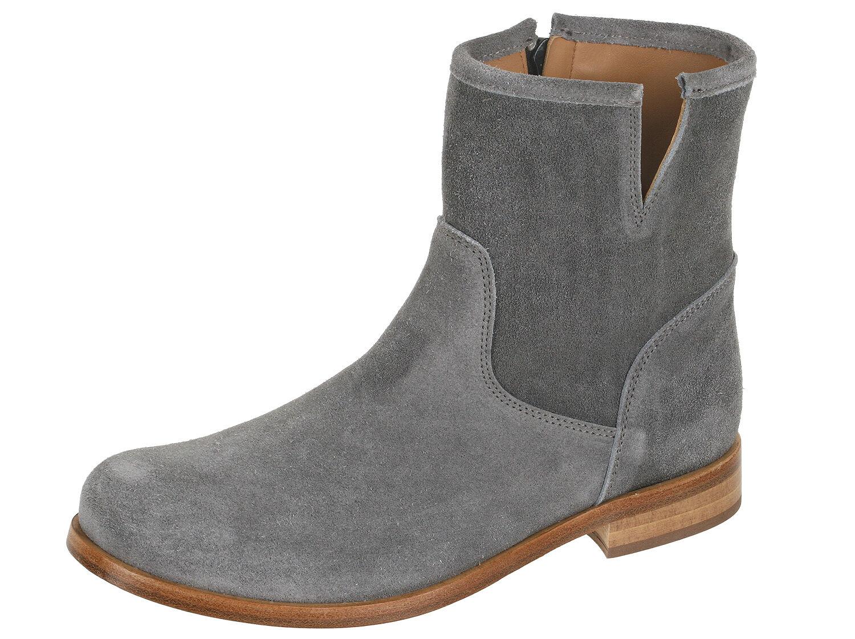 Gran descuento Grandes zapatos con descuento Gallucci 5340 Mädchen Damen Stiefeletten Chelsea Boots Leder Gr. 33 - 41 Neu