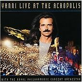 1 of 1 - Yanni - Live At The Acropolis (1994)