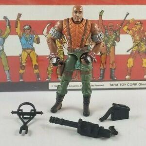 Original-2003-Gi-joe-ROADBLOCK-V9-un-veritable-heros-americain-de-ne-pas-finaliser-ininterrompue