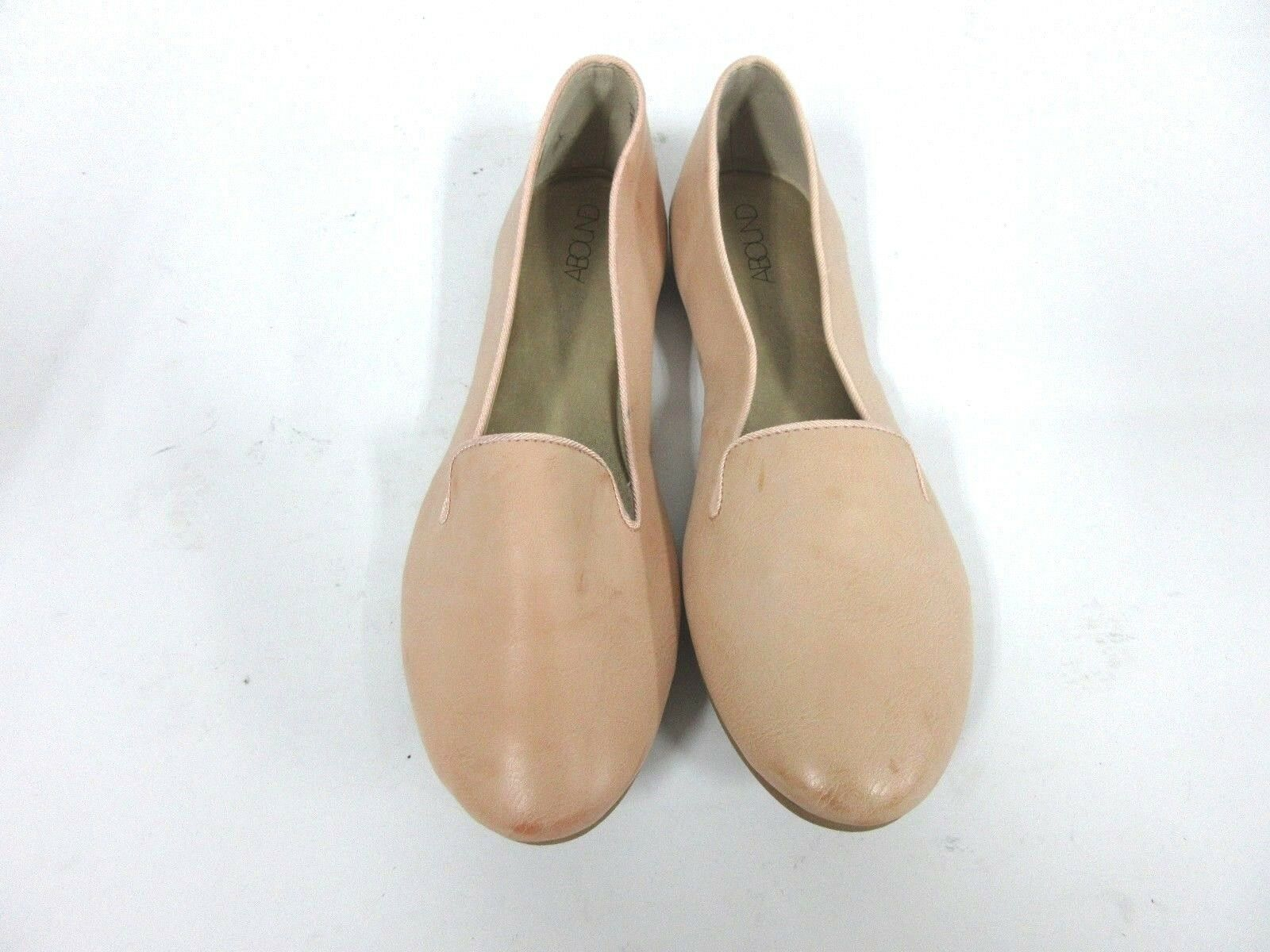 New Abound Nude Loafer-Style flats 7 Nude Size: 7 flats 2c20d0