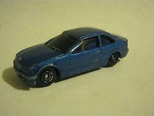 Maisto Blue BMW 380i, poor condition  (EB6-17)