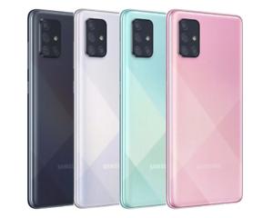 Samsung Galaxy A71 A715 Dual Sim 8 128gb 6 7 64 12 5 5mp Phone By Fedex Ebay
