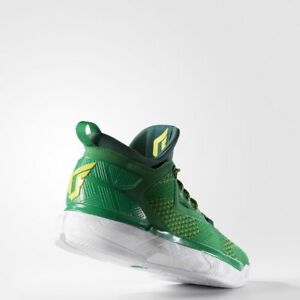 factory price 5f117 8b448 Image is loading SPECIAL-ED-Adidas-DAMIAN-LILLARD-OAKLAND-As-PRIMEKNIT-