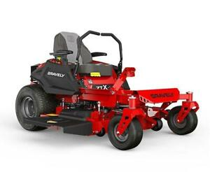 BRAND NEW GRAVELY ZTX52 ZERO TURN MOWER!!! ON SALE NOW!!! HEAVY DUTY FABRICATED DECK WITH 52 CUT!!! Alberta Preview