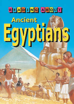 Jay, D, The Egyptians (Reading About), Excellent Book