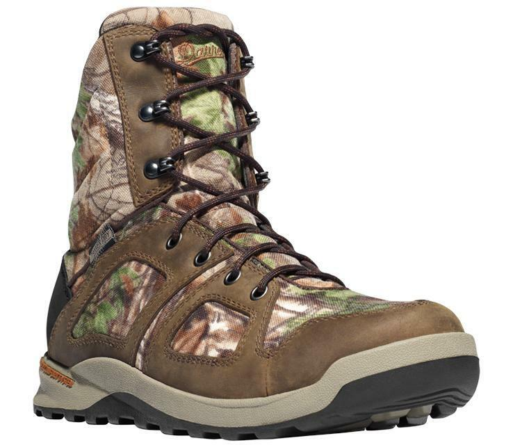 9.5 D DANNER 8  STEADFAST 800 GRAM Insulated mens Waterproof Hunting Snow Boots