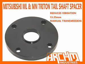 MITSUBISHI TRITON  TAILSHAFT SPACER TO SUIT LIFT KIT FOR ML MN MQ MANUAL TSS