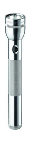 Silver Maglite LED 3-Cell D Flashlight