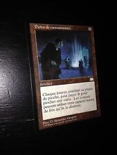 MTG MAGIC WEATHERLIGHT WELL OF KNOWLEDGE (FRENCH PUITS DE CONNAISSANCE) NM