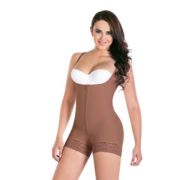 Compression Girdle  Post surgery PostPartum Garment Mocha 9235