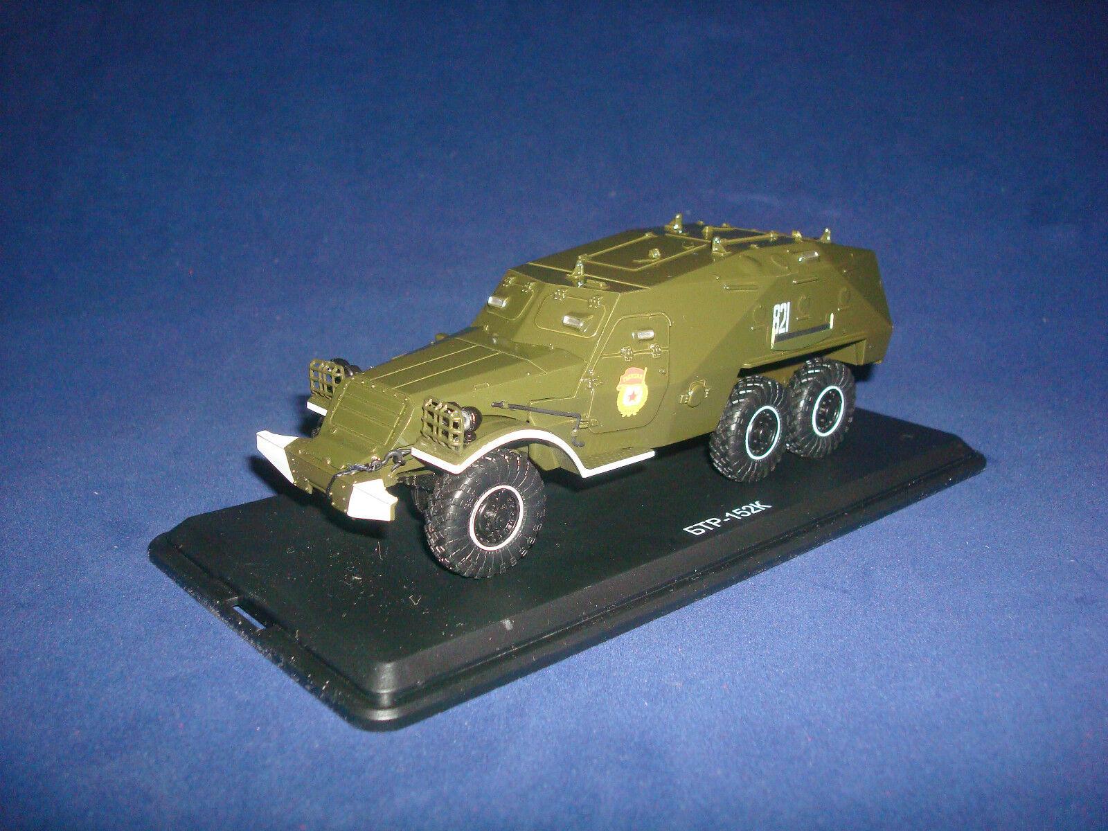 BTR 152K khaki khaki khaki Start Scale Models SSM 1157 1 43 f17b8d