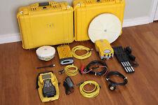 Trimble 5800 5700 RTK Base Rover GPS Survey System Setup w/Trimmark 3, TSC2