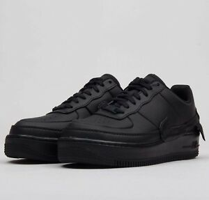 low priced 297b5 bbbfe Nike W AF1 Jester XX Black Reimagined Air Force 1 AO1220-001 Womens ...